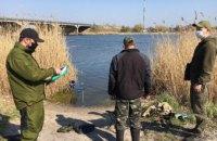 С начала нерестового запрета обнаружено 462 нарушения, - Днепропетровский рыбоохранный патруль