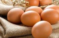 В супермаркетах Днепра цены на куриное яйцо продолжают расти
