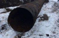 В Днепропетровской области воруют трубы оросительных систем