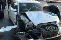 Смертельное ДТП в Днепре: скрываясь от полиции, преступники врезались во встречный автомобиль (ФОТО)