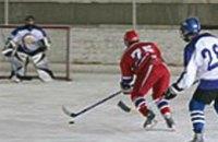 В Днепропетровске прошел мини спарринг-турнир по хоккею