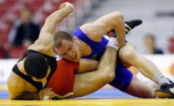 Борец Василий Федоришин принес Украине четвертое «серебро»
