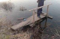В Хмельницкой области четырехлетний мальчик утонул в пруду
