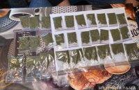 На Днепропетровщине разоблачили преступную наркогруппировку, занимавшуюся сбытом марихуаны