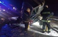 Двое погибших на месте и один в реанимации: в Павлоградском районе столкнулись две легковушки
