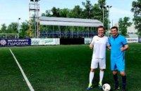 Андрей Шевченко снова выйдет на футбольное поле перед финалом Лиги Чемпионов (ВИДЕО)
