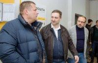 Генеральный директор «Укрпочты» Игорь Смелянский поблагодарил мэра Днепра Бориса Филатова за эффективное сотрудничество