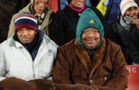 Чемпионат мира в ЮАР накрыли морозы и снег