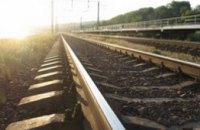 В Днепропетровской области монтера, убирающего снег с ж/д полотна, насмерть сбил поезд
