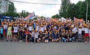 Дніпро долучився до всеукраїнського танцювального флешмобу «Рух – це здорово!»