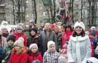 Самые яркие праздничные акции «ОП-За життя» в Днепропетровской области