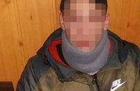 На Днепропетровщине агрессивный мужчина ожидая заказа в кафе, нападал на посетителей