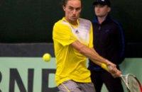 Украинцы обыграли Румынию в Кубке Дэвиса