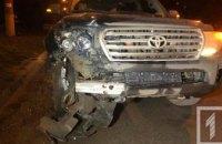 На Днепропетровщине в результате ДТП пострадала 16-летняя девушка