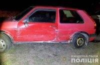 В Ровенской области пьяный таксист спровоцировал ДТП и пытался скрыться (ФОТО)
