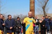 На новых футбольных полях Днепропетровщины тренируются будущие чемпионы, - Олег Протасов