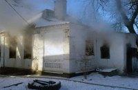 В Каменском сгорел частный дом: есть погибшие