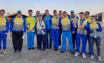 Житель Днепропетровщины стал призером Чемпионата мира по ракетомодельному спорту