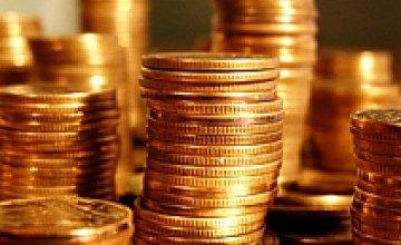 В апреле золотовалютные резервы Нацбанка Украины уменьшились на 3,5%