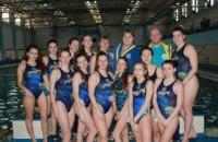 Спортсменки из Днепра победили в первом туре открытого чемпионата Украины по водному поло