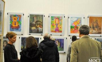 В Днепре открылась художественная выставка «Пастель – от реализма до абстракции»