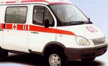 «Скорая помощь» Днепродзержинска получила 6 новых автомобилей