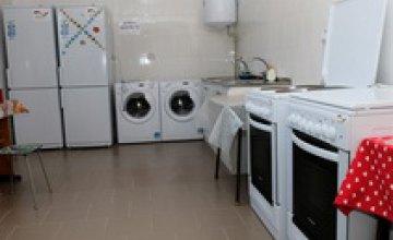 Международное сотрудничество: еще 5 общежитий Днепропетровщины для переселенцев получили новую мебель и технику, - Валентин Резн