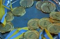 На Чемпионате Украины легкоатлеты Днепропетровщины завоевали 22 медали