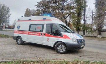 В Никополе полицейские учили водителей уважать машины скорой помощи (ФОТО)
