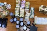 В Днепре разоблачили конвертцентр с оборотом в сотни миллионов гривен
