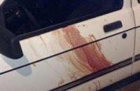 Полиция задержала мужчину, ездившего по Днепру на окровавленном авто