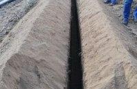 Проблема жителей решена: ДТЭК проложил 1,3 км новой трубы для водогона села Старозаводское