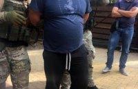 В Киеве задержали группу вымогателей, которой руководил глава сельсовета (ВИДЕО)