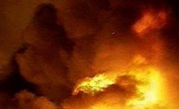 Убытки от пожаров за выходные составили 286 тыс. грн