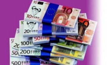 Торги по евро на межбанковском валютном рынке открылись в диапазоне 10,5998/10,6137 грн/€