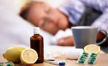 За минувшую неделю более 150 тыс. украинцев заболели гриппом и ОРВИ