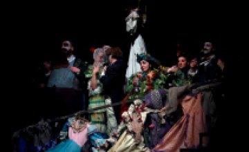 Открытие международного театрального фестиваля «Рампа-2008»