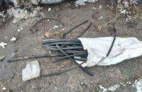 В Днепре на левом берегу задержали воров кабеля (ФОТО)
