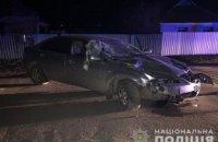 Смертельное ДТП на Киевщине: погибло двое девушек, за рулем автомобиля был несовершеннолетний (ФОТО)