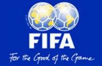 Сборная Украины по футболу поднялась на 7 позиций в рейтинге ФИФА