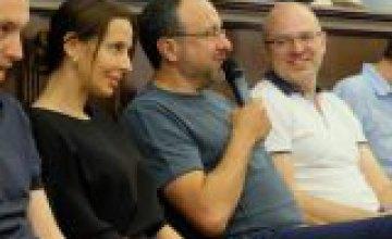 В ДнепрОГА топ-блогеры Украины обсудили экономику и инновации – Юрий Голик